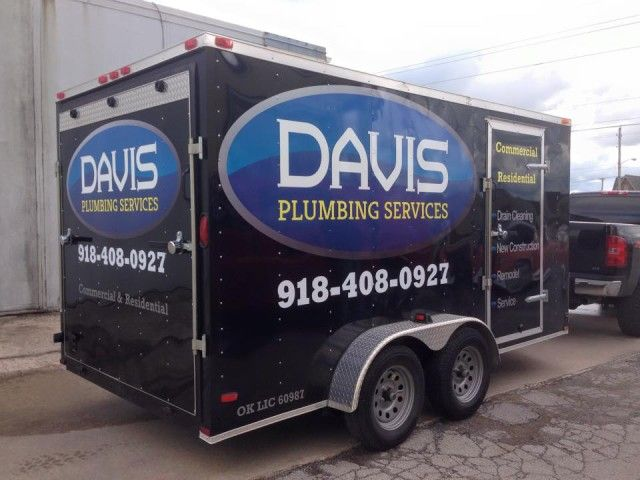 Custom Vehicle Graphics in Tulsa