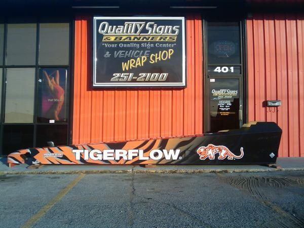 Tulsa Vinyl Vehicle Graphics